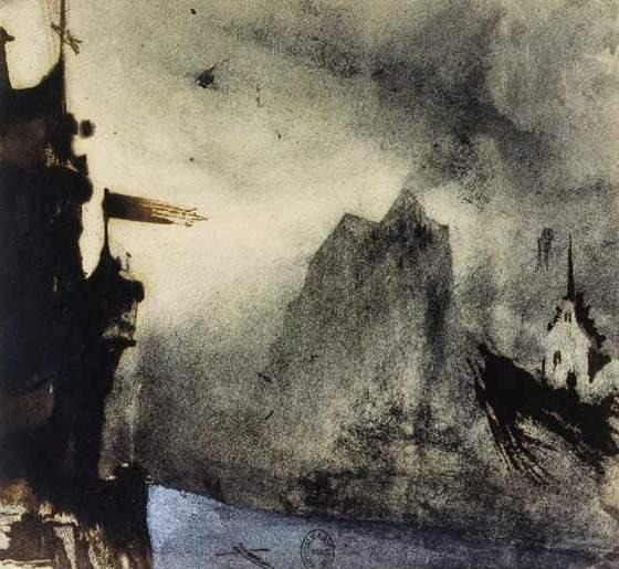 La roca del Ermitaño (Víctor Hugo)