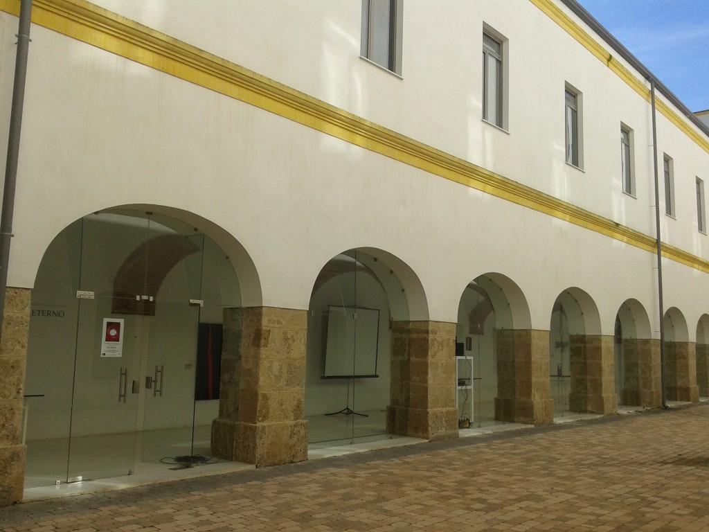 Sala de Exposiciones Campus Universitario de Ceuta