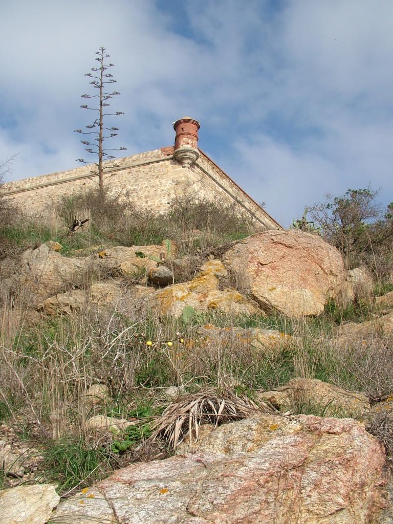 Ciudadela del Monte Hacho de Ceuta (s.XVIII)