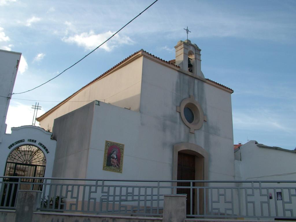 Ermita del Valle de Ceuta