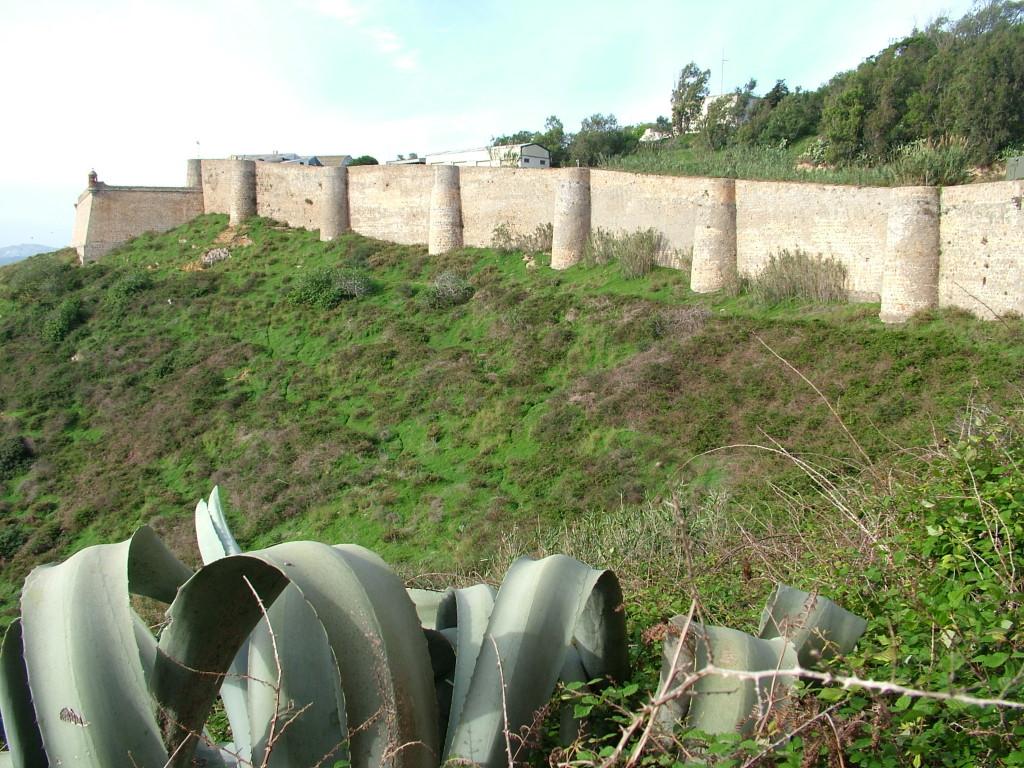 Fortaleza del Hacho que sirvió de penal