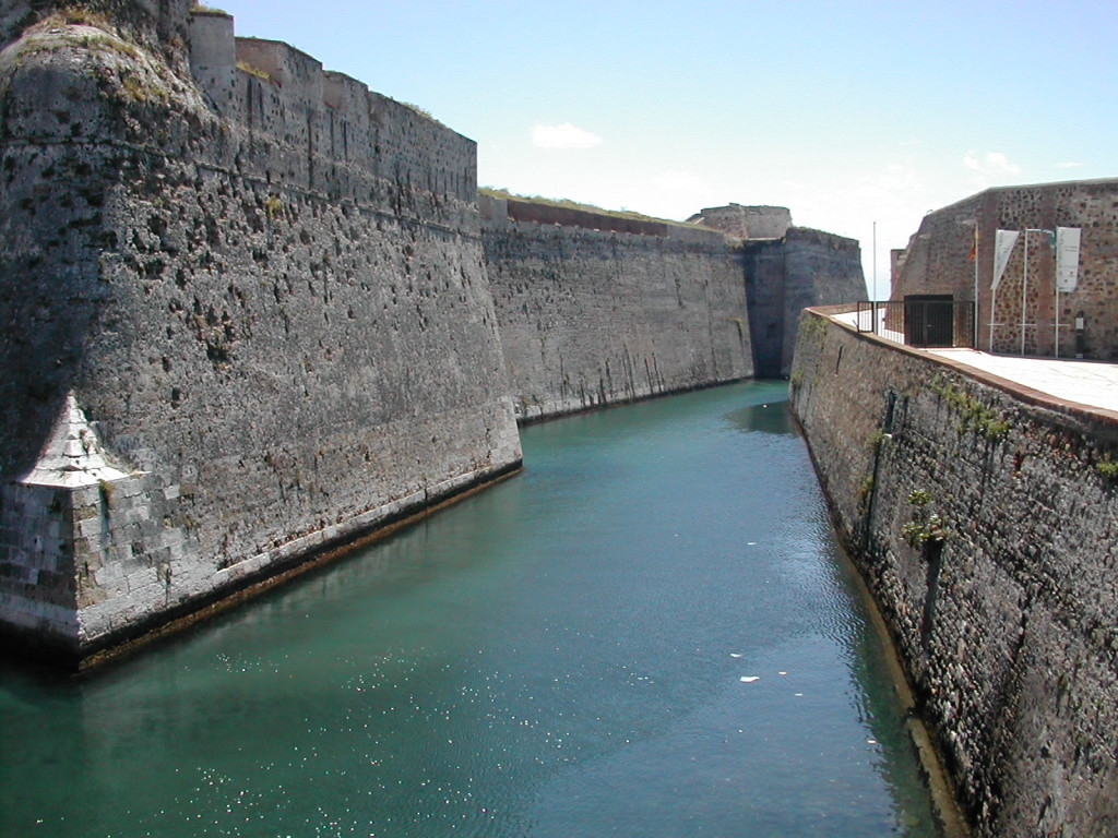 Murallas Reales de Ceuta (s.XVI)