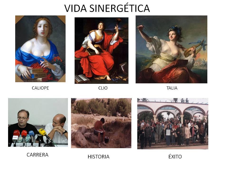Vida sinergética