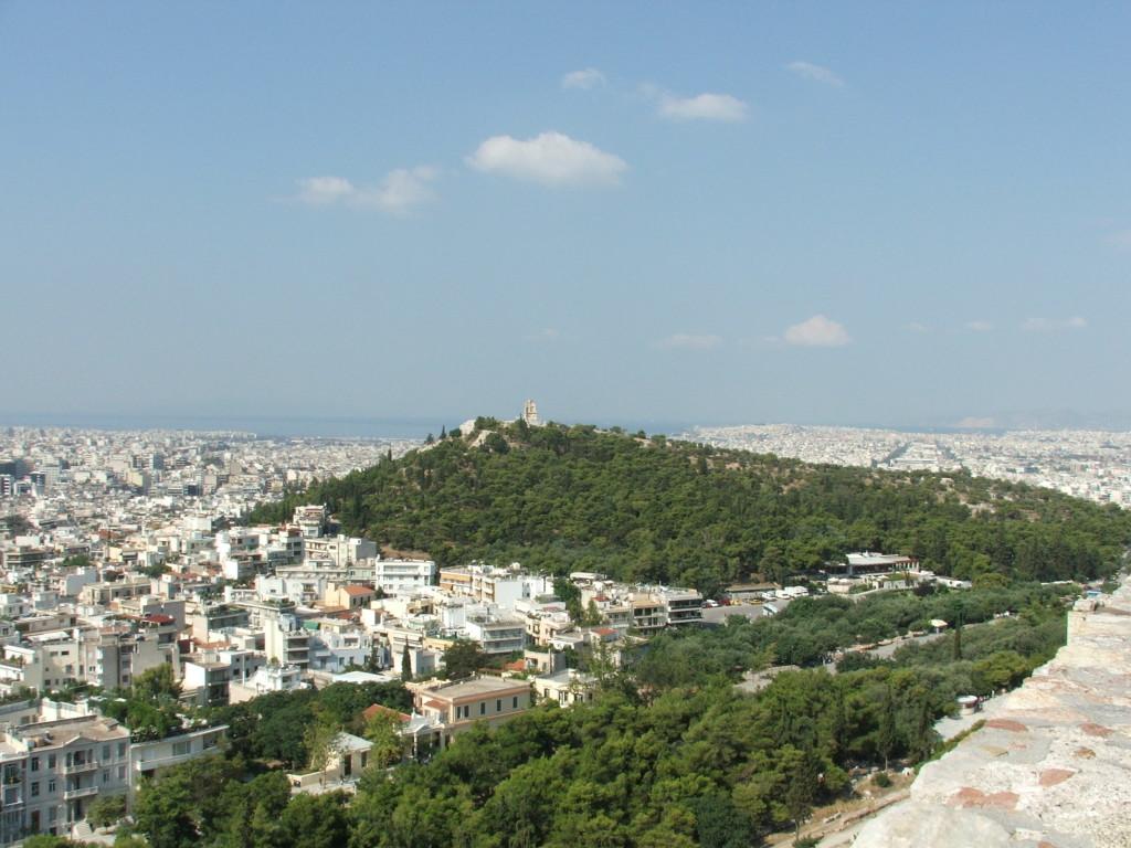 Colina de Museion (Atenas)