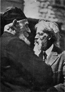 Patrick Geddes con Paul Reclus