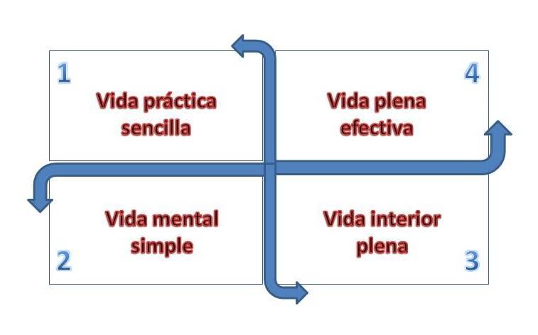 Estructura general espiral de la vida