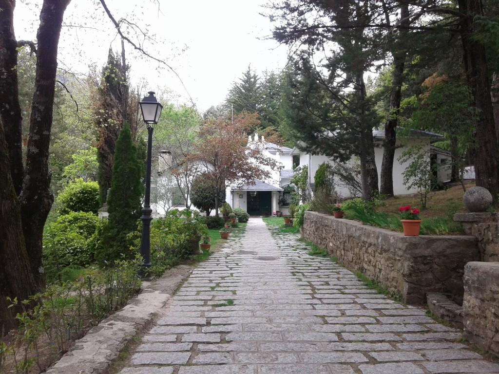 Albergue del Colladito (Miraflores de la Sierra, Madrid)
