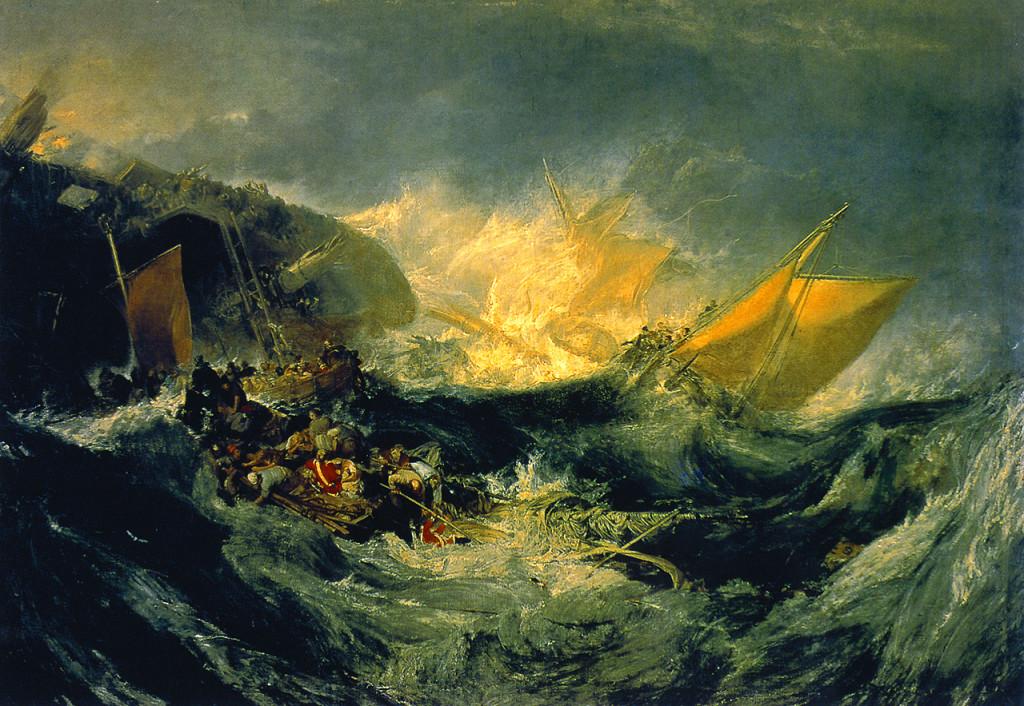 Shipwreck_turner