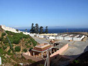 Cementerios hindú, hebreo y cristiano de Ceuta