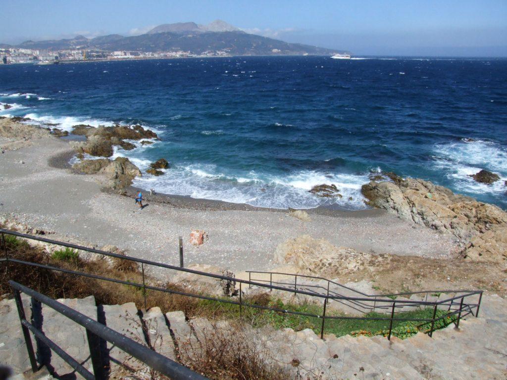 Playa del Chiclón o de la bolera