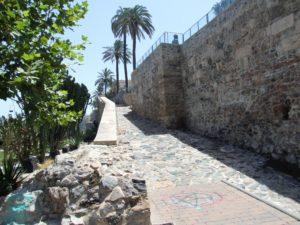 Puerta de Santa María de África
