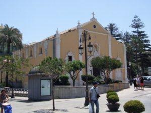 Santuario de Santa María de África