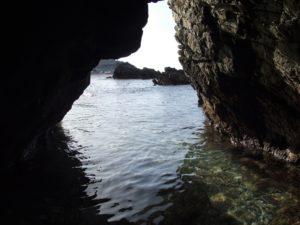 Cueva de la punta de Calamocarro