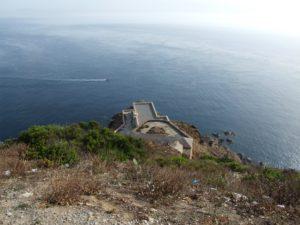 Sirena de Punta Almina