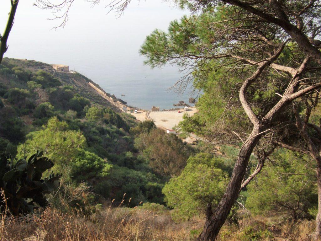 Playa de la Torrecilla